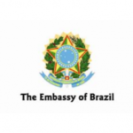 The Embassy of Brazil logo
